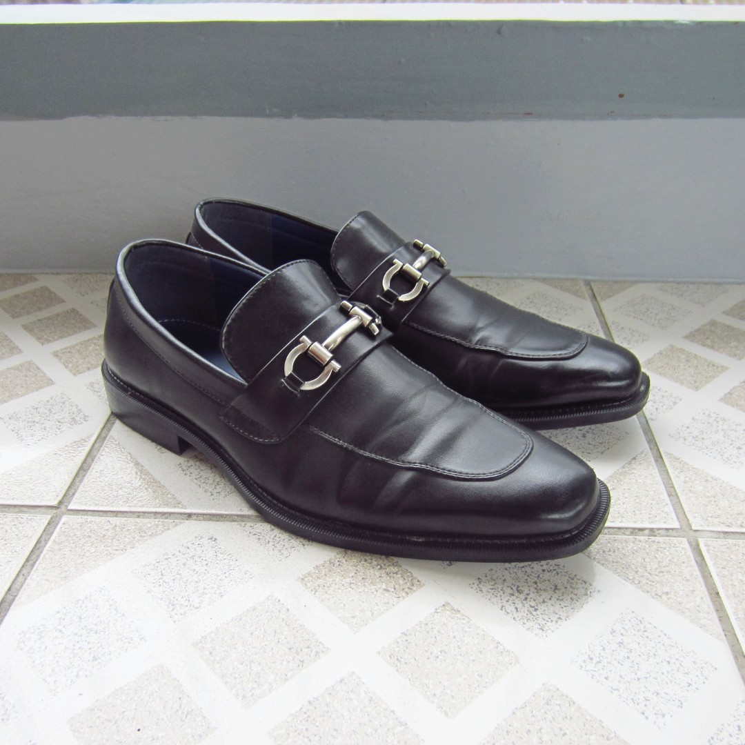 Salvatore Mann Horsebit Loafers