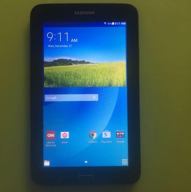 Samsung Tab(Sm-T113)