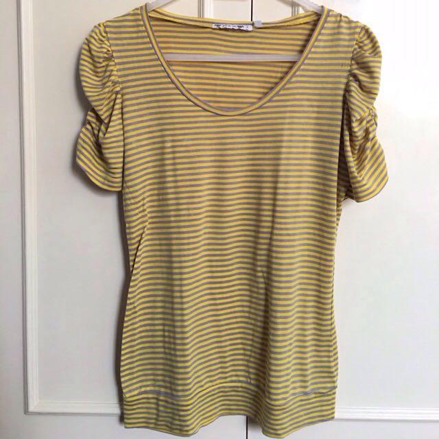 Scoop P blouse