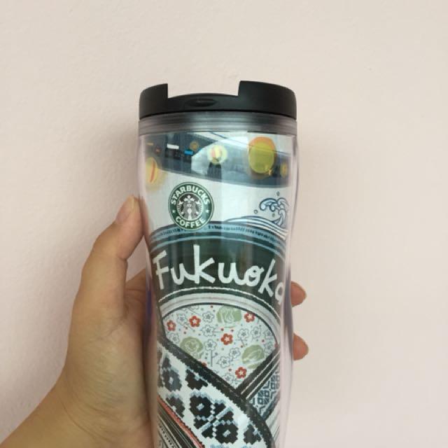 Starbucks tumbler - fukuoka japan