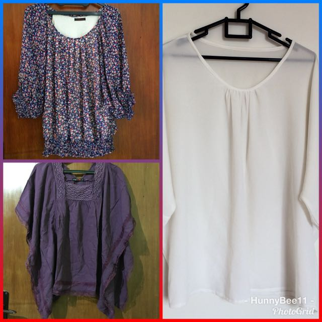 Take All - Batwing Top Big Size
