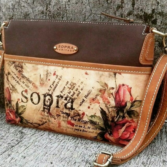 Tas SOPRA Heritage..tas selempang|tas backpack|tas fashion..prod bandung.