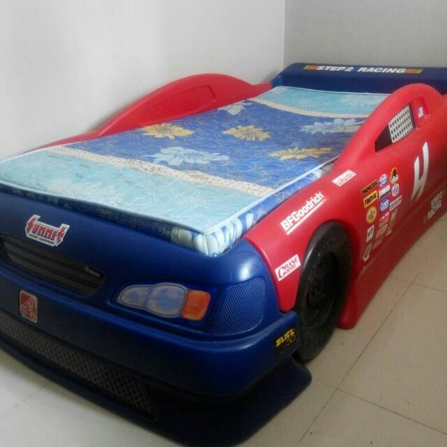 Tempat Tidur Anak Cars