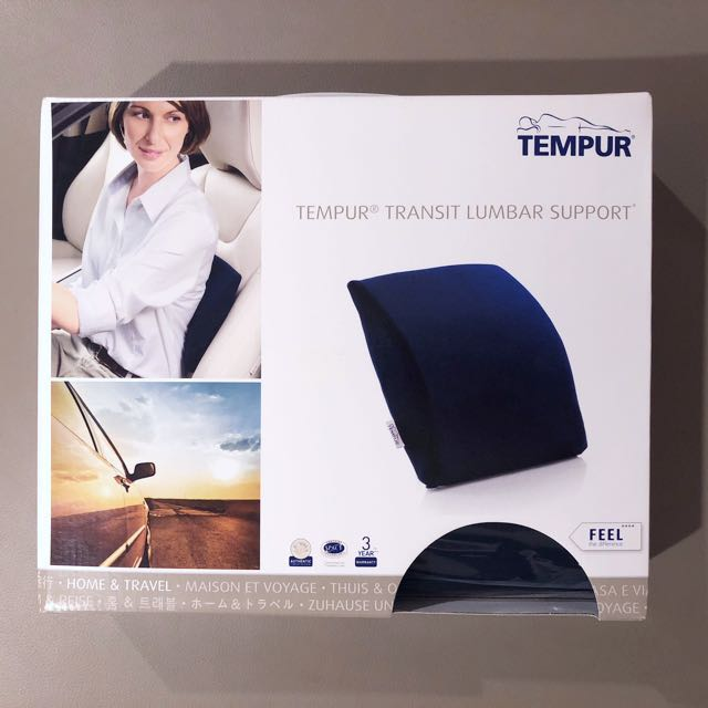 Tempur Transit Lumbar Support