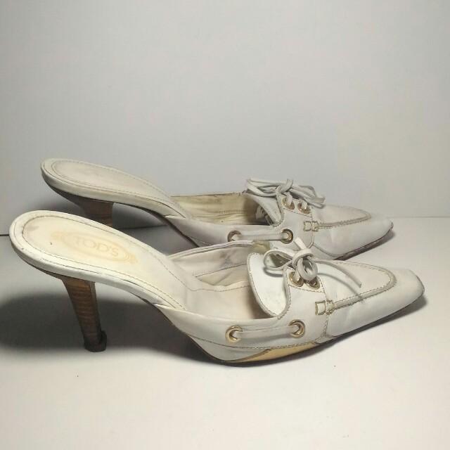 Tod's Women's Mule Heels