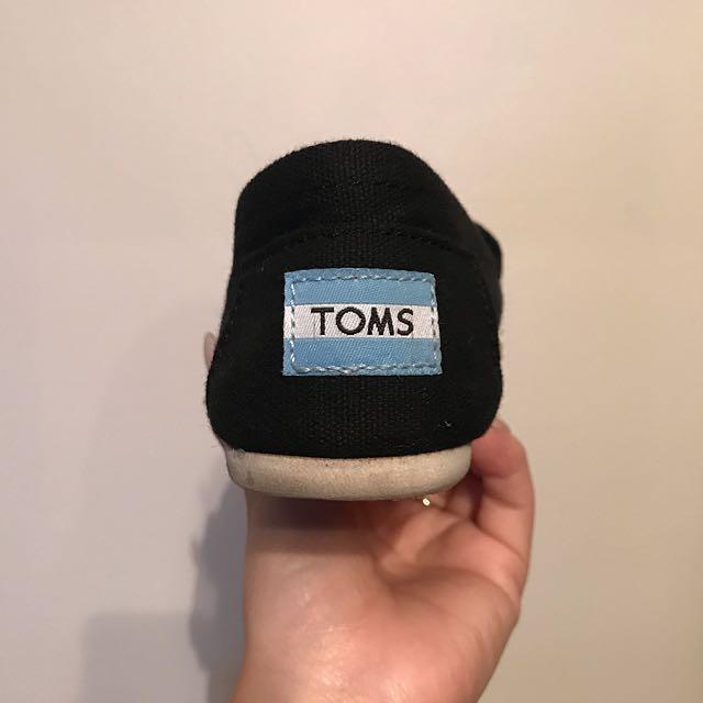 TOMS Classic Alpagarta - Women's Size 5