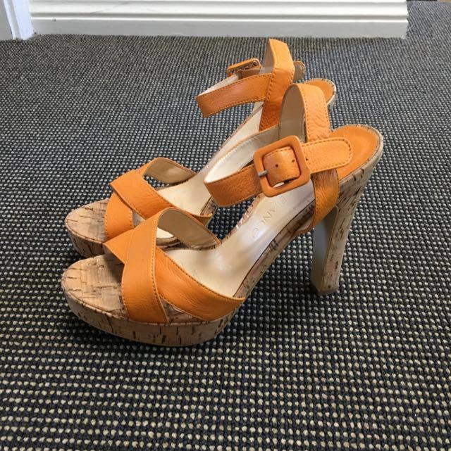 Tony Bianco 🌴 Tropical Summer Heels