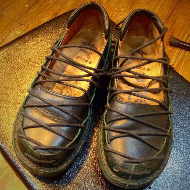 Trippen鞋