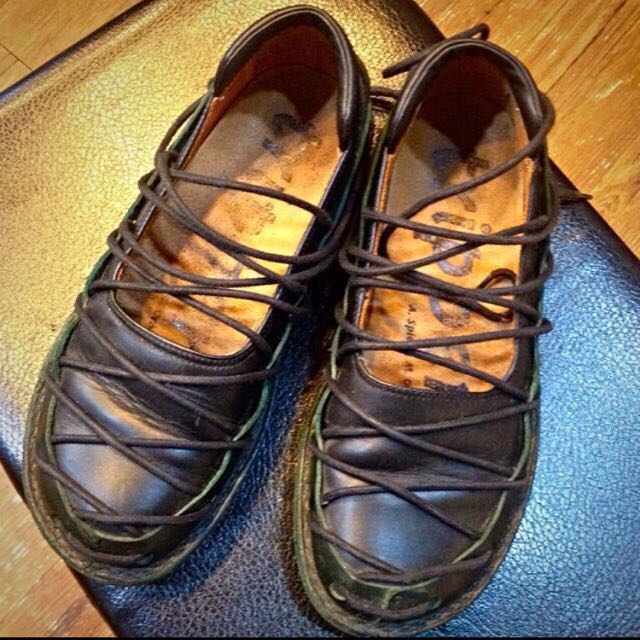 Trippen鞋 正版 8成新