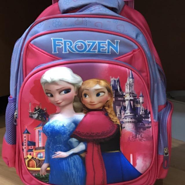 Trolley Bag Frozen