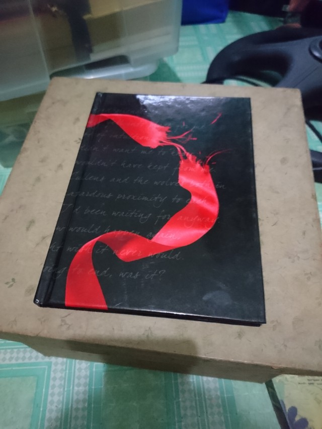 Twilight collectible notebooks