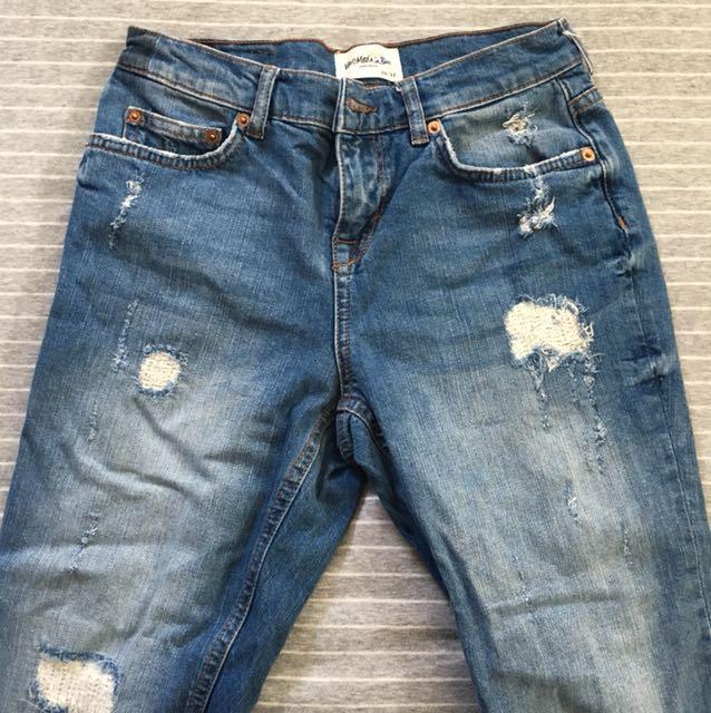 Vero Moda Boyfriend Jeans - 26 / 8 Suit 8-10