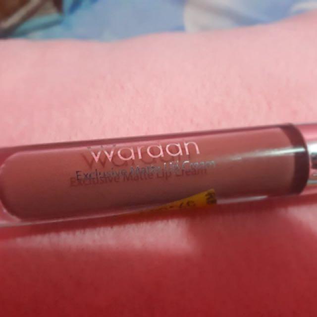 Wardah Exclusive Matte Lipcream