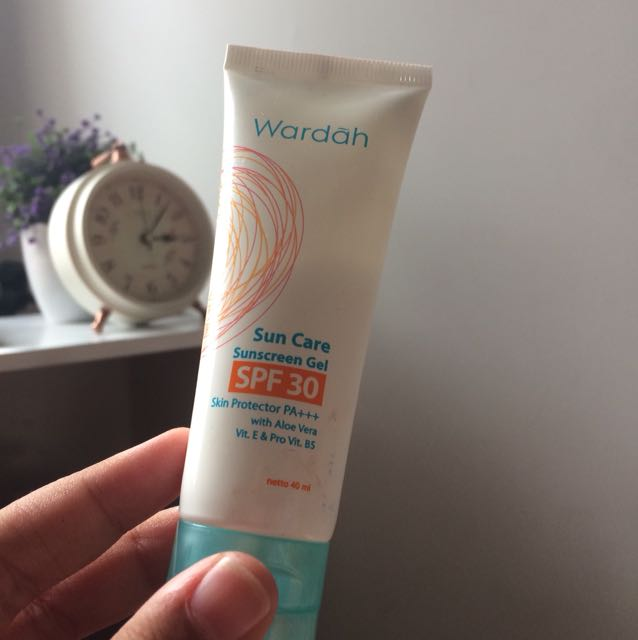 Wardah Sunscreen