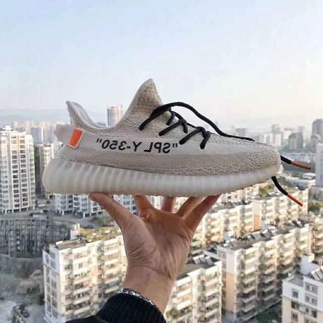 Yeezy boost 350 v2 x off-white