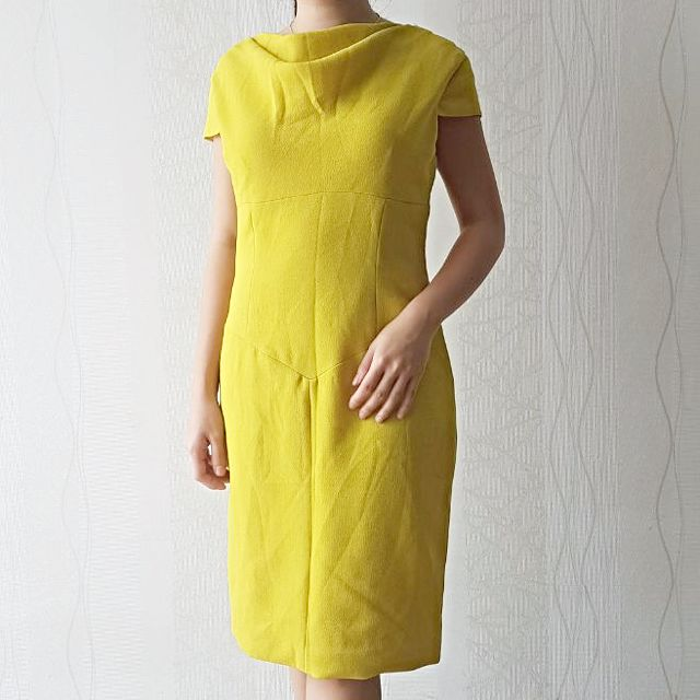 Yellow Lime Dress