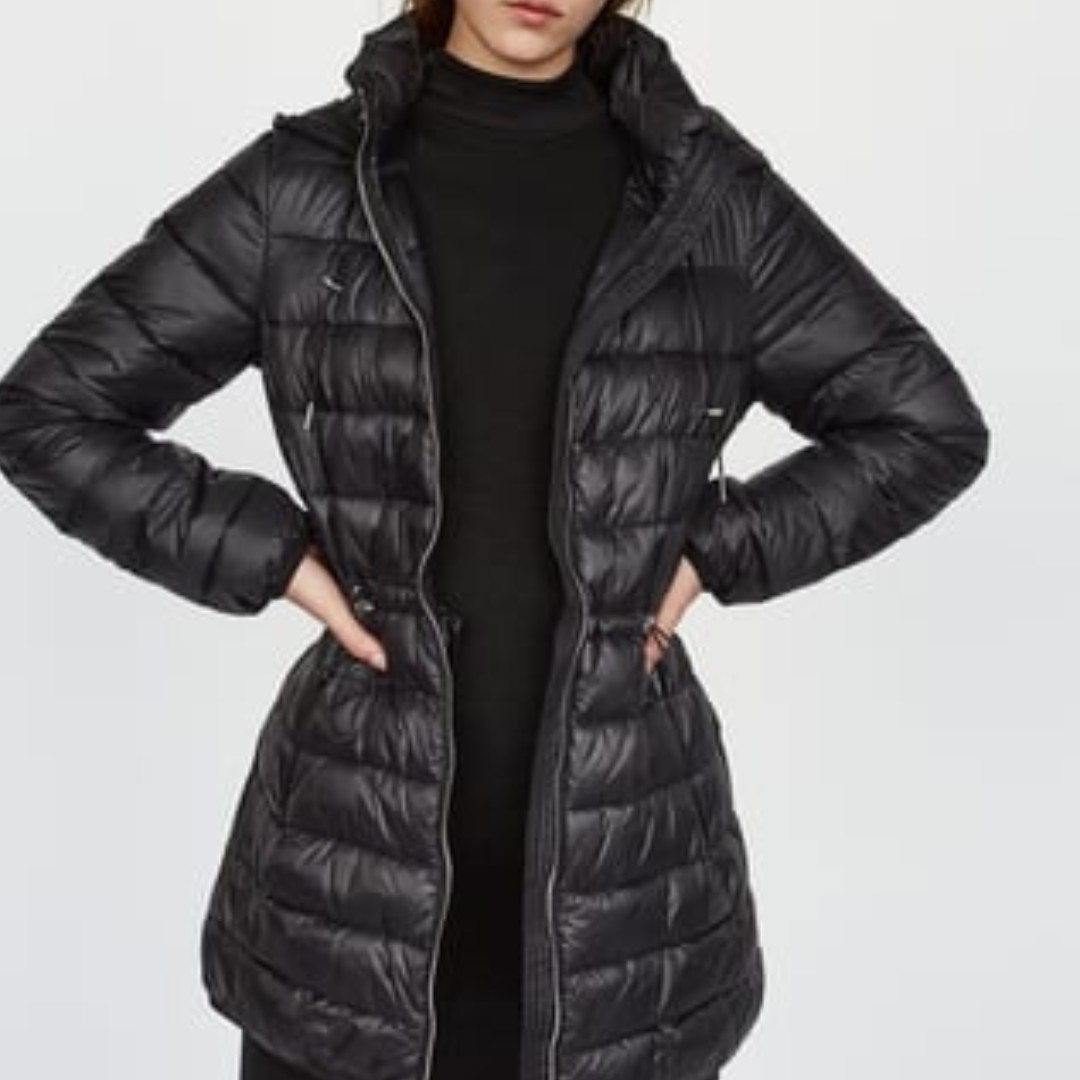 Zara puffer jacket . NWT