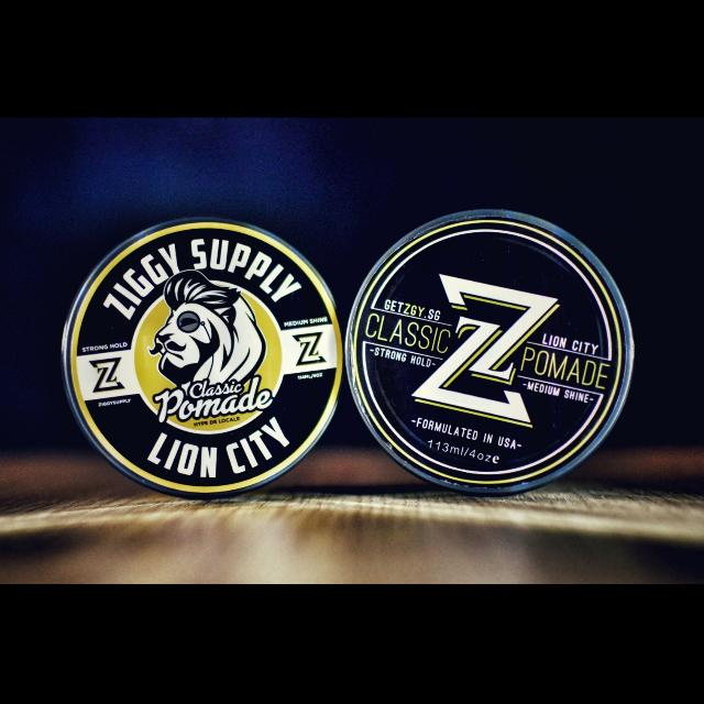 Ziggy Supply Classic Pomade