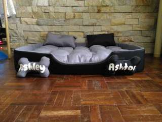 Washable Dog and Cat Bed Xl