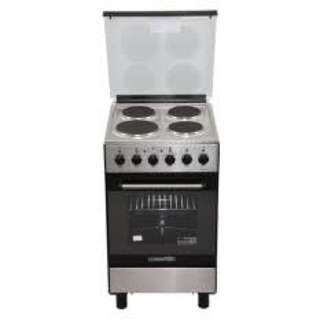 La Germania Electric Stainless Steel 4 Stove Top With Oven