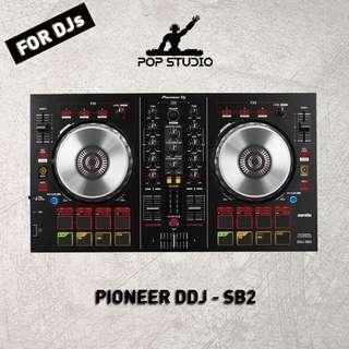 PIONEER DDJ - SB2 with warranty