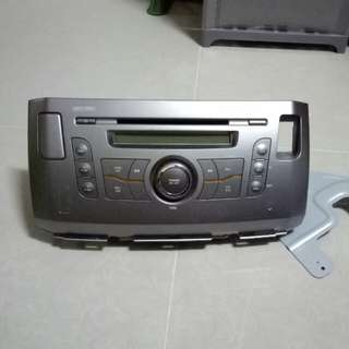 radio mp3/CD for alza ori set