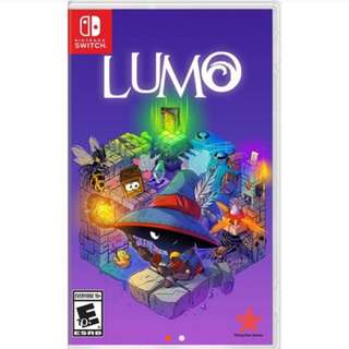 Lumo - Nintendo Switch Game