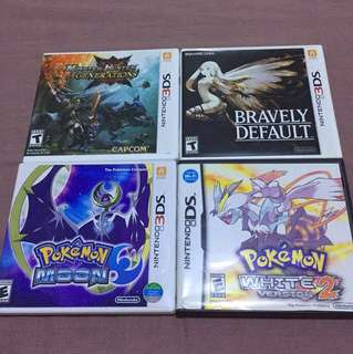 Sale 3ds games