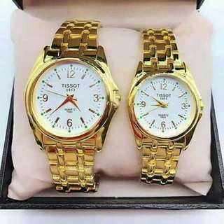 Pair Watch With Box