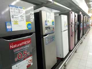 Kulkas bisa cicilan