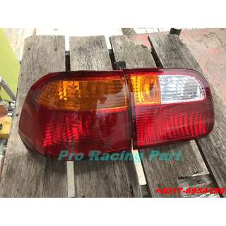 EK99 Crystal Tail Lamp USDM (Limited)