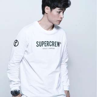 long sleeves sweater SUPERCREW