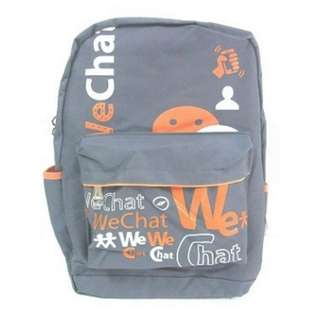 Primary Secondary School Bag WChat