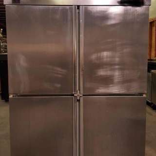 We do have chiller , freezer, dough machine,griller,tandoori ,fryer, Food vacuum machine,pasta machine, meat grinder,rice cooker ,ice cream freezer and so many .All must go .very bery good condition .less then one year used.