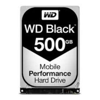 500GB HDD