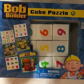 Puzzle - Bob the builder