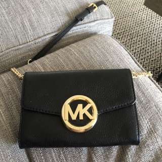Michael Kors Cross Body Wallet