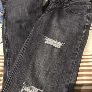 Original levis ripped jeans