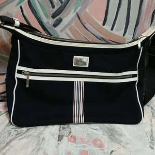 BURBERRY BLACK LABEL crossbody bag