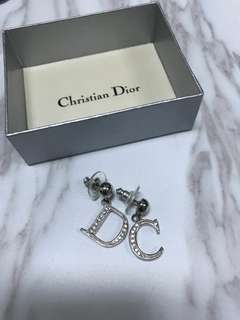 Dior CD necklace 耳環頸項頸鏈ysl chanel