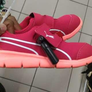 Kasut shoes kanak2 puma original