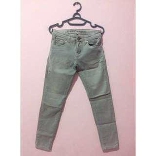 Preloved Grey Celana Jeans Panjang
