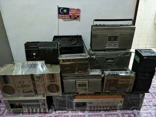 Radio antik era 70an 80an