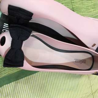 Original Melissa Pink Shoes