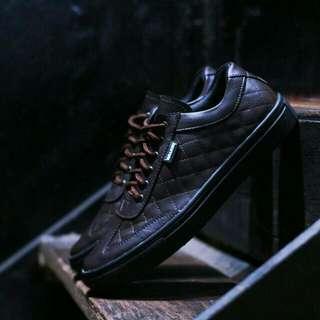 Walker pedro loafers dark brown