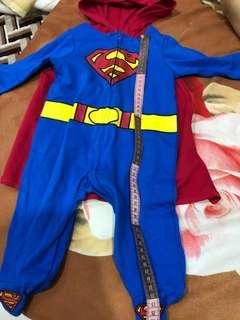 Superman Bodysuit