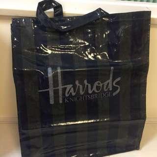 Harrods 袋