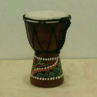 Djembe African Drum 4""