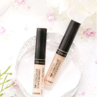 🌈The SAEM Cover Perfection Tip Concealer