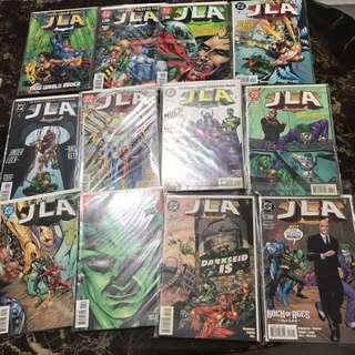 JLA DC comics